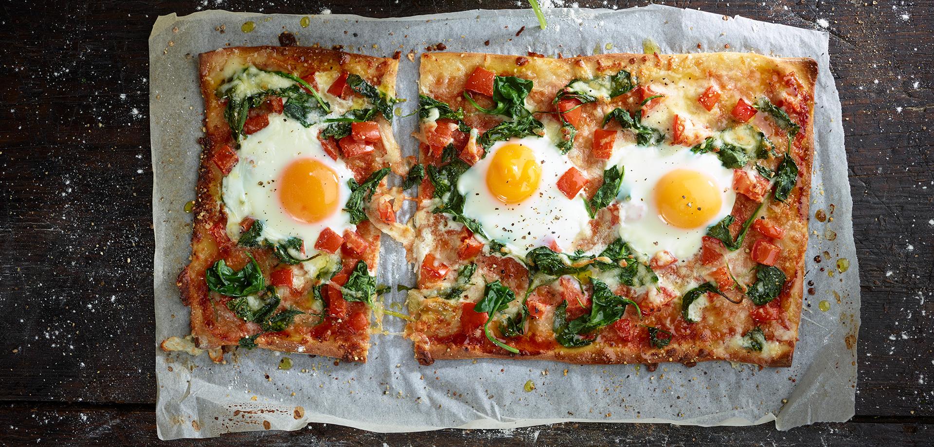 Recipe-Florentina-Pizza