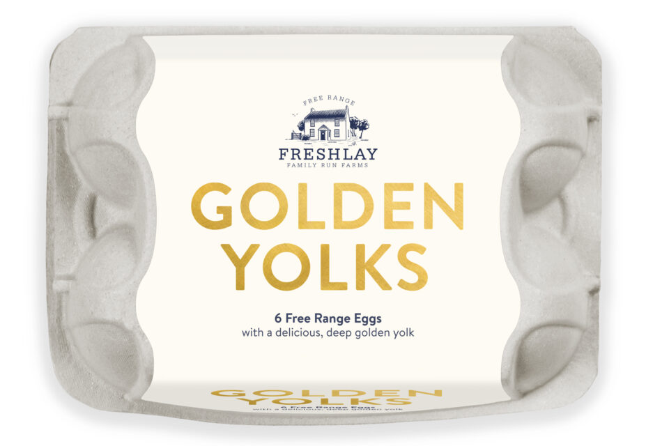 Freshlay Golden Yolks